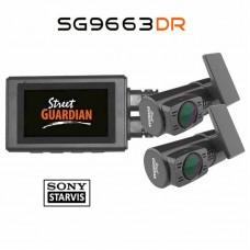 Street Guardian SG9663DR cameră DVR auto duală Full HD cu senzori video Sony IMX291