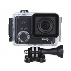 GitUp G3 Duo cameră video sport duală Quad HD WiFi Sony IMX117 EIS-Gyro