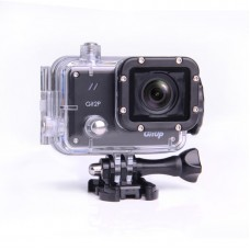 GitUp Git2P Pro 90° cameră video Quad HD WiFi 60FPS Panasonic 16MP EIS-Gyro