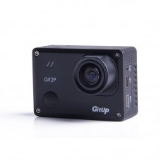 GitUp Git2P 90° cameră video Quad HD WiFi 60FPS Panasonic 16MP EIS-Gyro