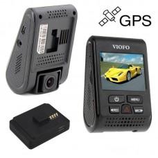 VIOFO A119 GPS V2 Cameră auto DVR rezoluție Quad HD, Full HD 60FPS