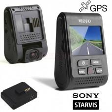 VIOFO A119S GPS V2 cu senzor Sony IMX291 Cameră auto DVR Full HD 60FPS