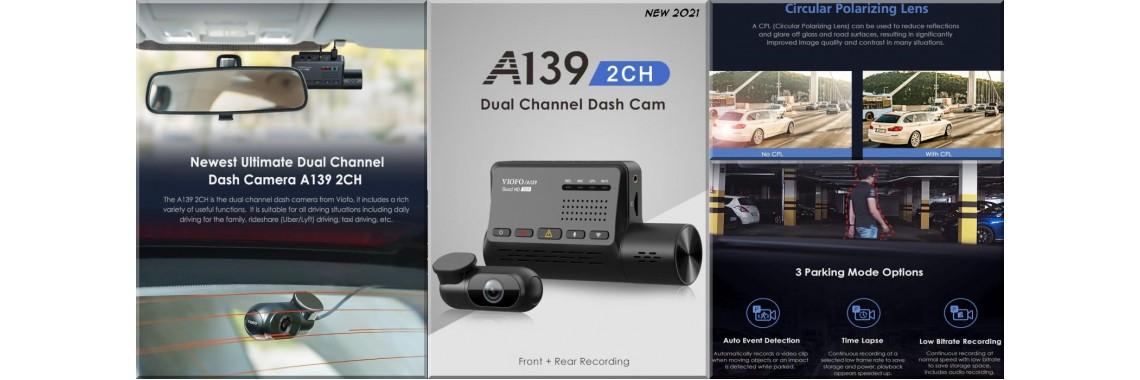 Camera DVR auto Viofo A139