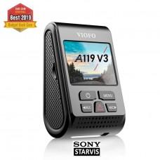 VIOFO A119 V3 Cameră auto DVR Quad HD cu senzor de imagine Sony Starvis IMX335
