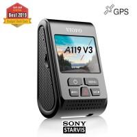 VIOFO A119 V3 GPS Cameră auto DVR Quad HD cu senzor de imagine Sony Starvis IMX335