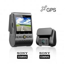 VIOFO A129 DUO GPS Cameră auto DVR Duală Wi-Fi cu senzori de imagine Sony Starvis IMX291