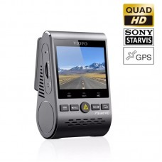 VIOFO A129 Plus Quad HD 2K GPS Cameră auto DVR Wi-Fi cu senzor de imagine Sony