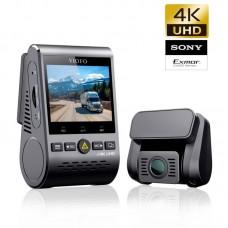 VIOFO A129 PRO Duo Cameră auto DVR duală 4K Ultra HD Wi-Fi cu senzori de imagine Sony