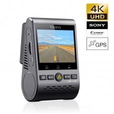 VIOFO A129 PRO GPS Cameră auto DVR 4K Ultra HD Wi-Fi cu senzor de imagine Sony IMX317